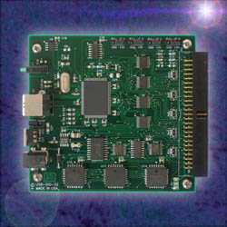 PC/104 Form Factor Embedded USB Digital I/O Modules