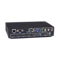 Multi-Format HD Video Wall Controller